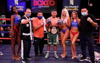 """""""Corazón"""" Juárez destronó al """"Martillo"""" Contreras."""