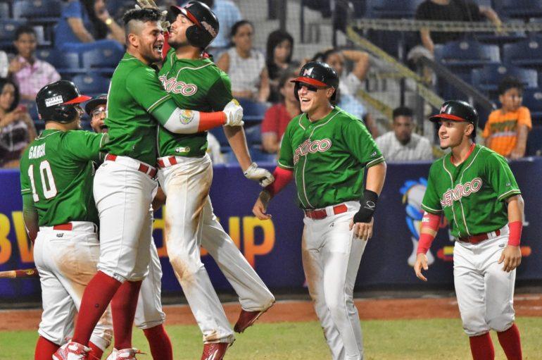 México Cierra con Triunfo Y se afirma en la Súper Ronda de Beisbol