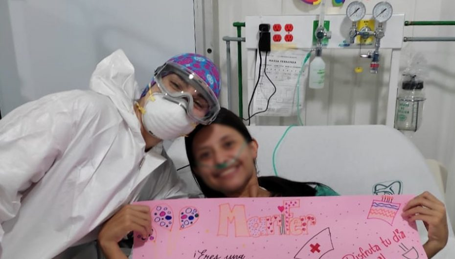 Con Riñón Nuevo Y sin Covid 19 María Fernanda Celebró su Cumpleaños 31