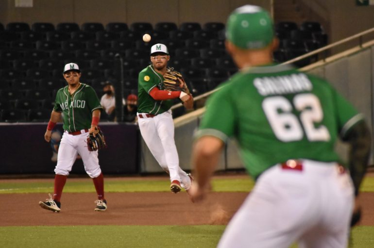 AHÍ La Lleva México Avanza a la Súper ronda en Béisbol Mundial U23