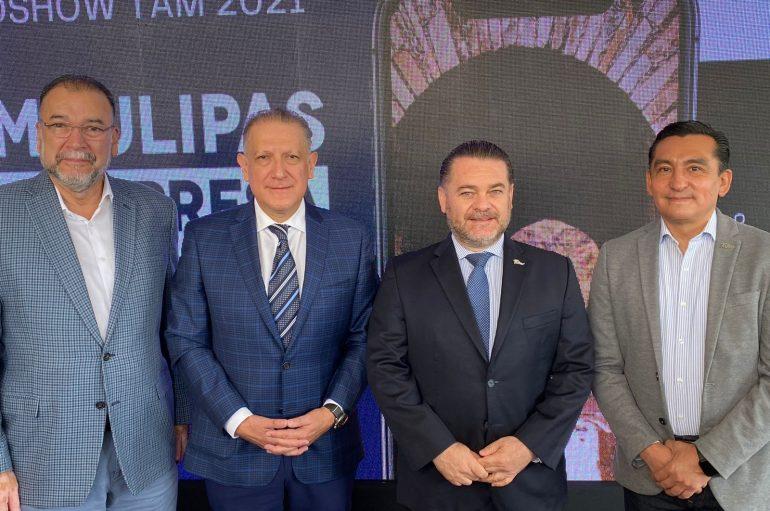 Concluye en la Ciudad de México el Roadshow Tam 2021