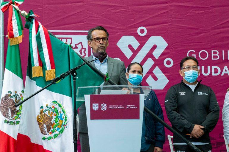 JÓVENES DEPORTISTAS REPRESENTAN A LA CAPITAL DEL PAÍS: JNP EN ACAPULCO